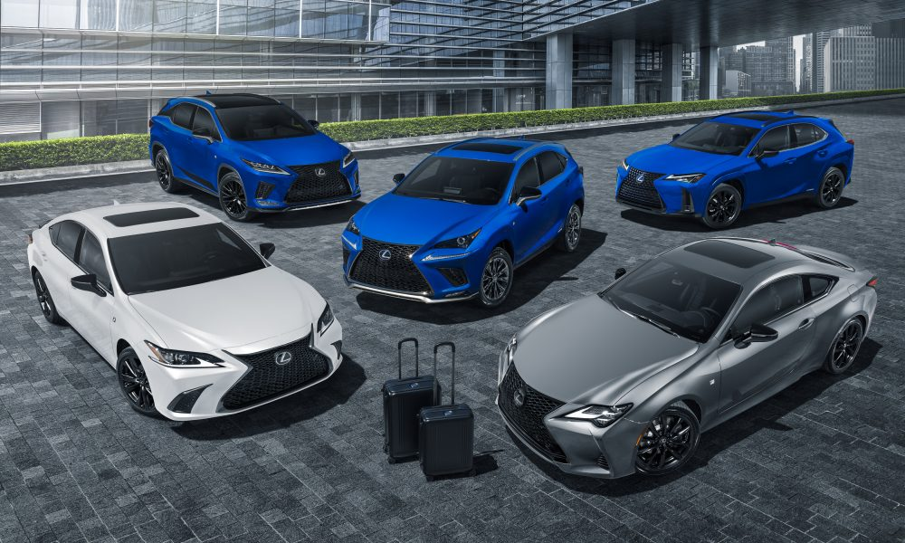 Which Lexus Black Line Vehicle Is Right for You?