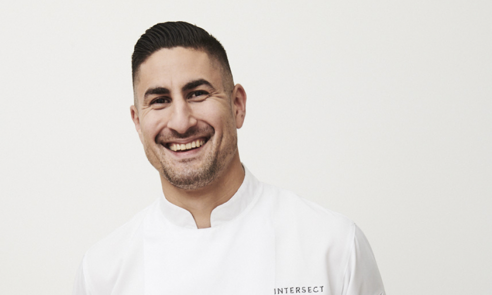 Executive Chef Nickolas Martinez is Newest Lexus Culinary Master