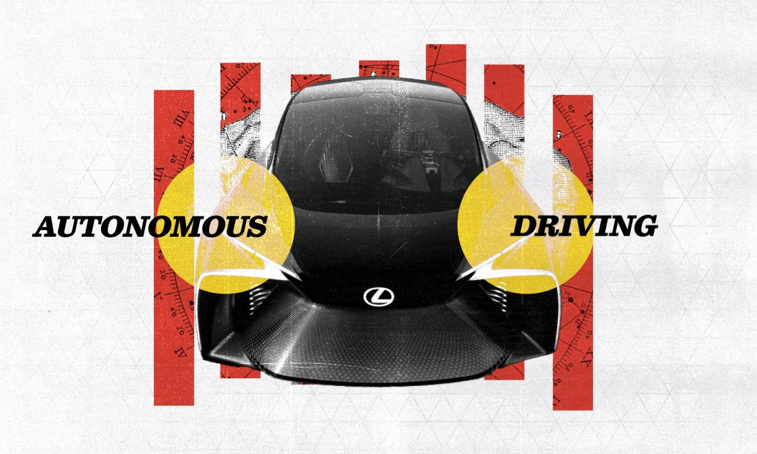 Lexus and TED Reimagine the Automated Vehicle of the Future
