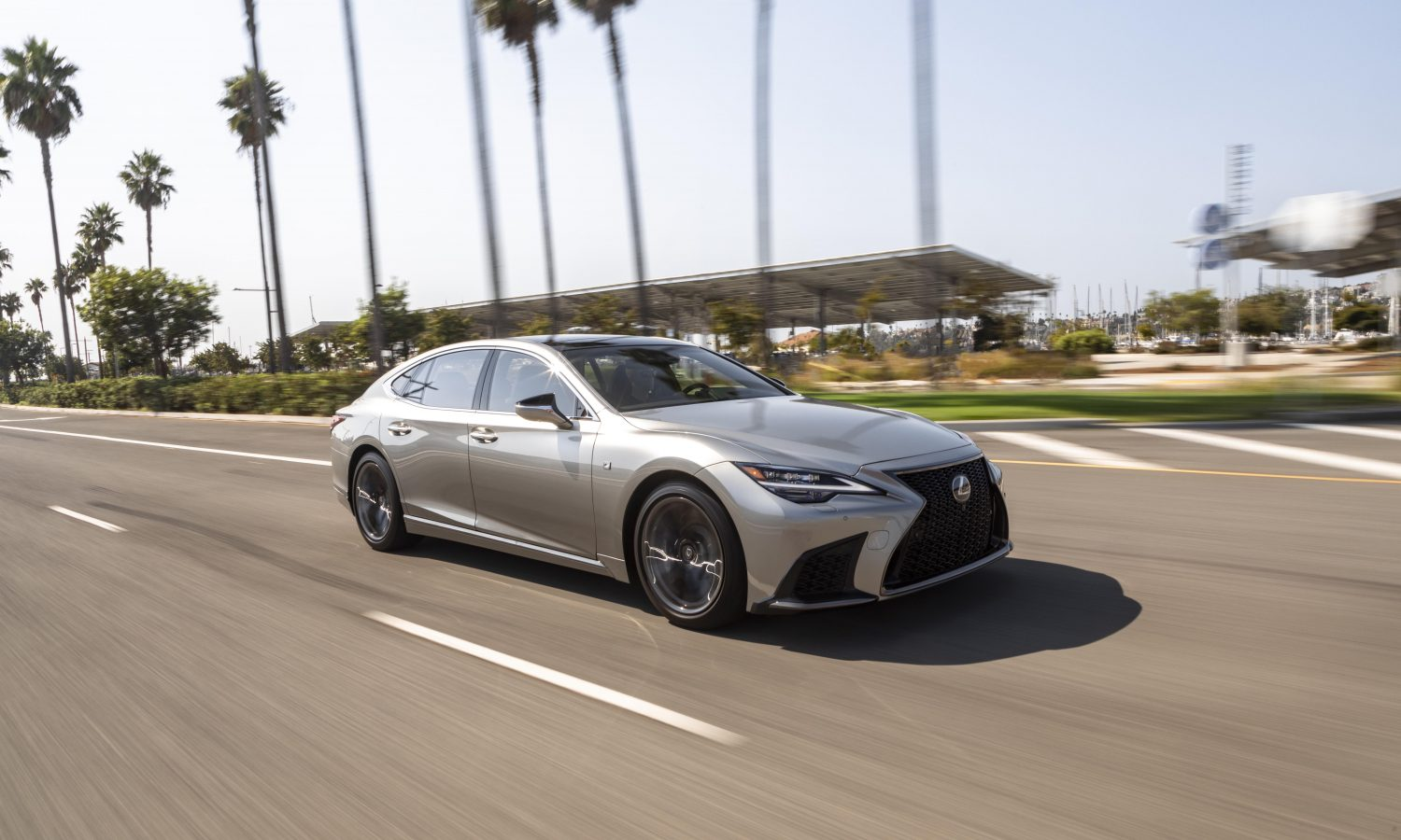 2021 LEXUS LS 500, 500h ADD LAYERS OF FLAGSHIP REFINEMENT