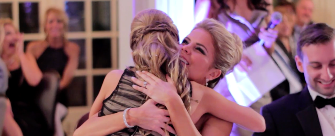 The Most Adorable Sister of the Bride Speech You Will EVER See