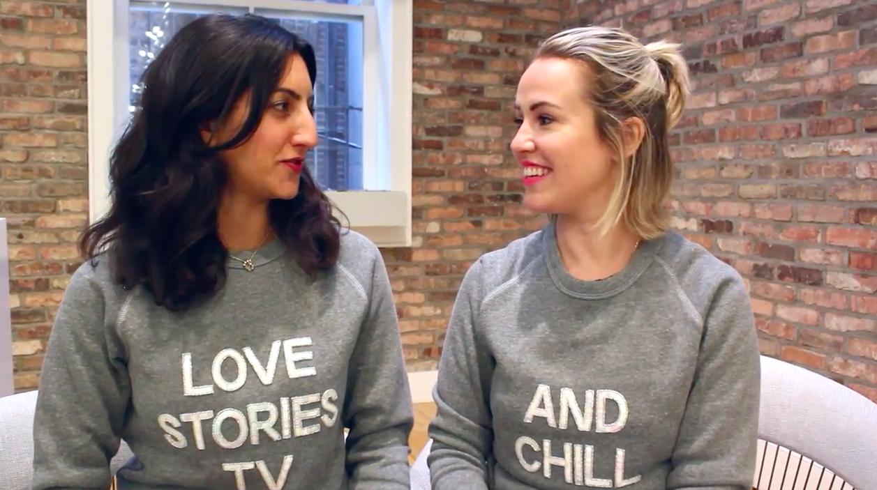 #LoveStoriesTVandChill Episode 13