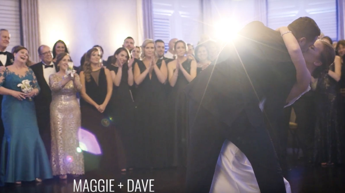 This Couple's Epic New Year's Eve Wedding Will Make You Want to Get Married on a Holiday