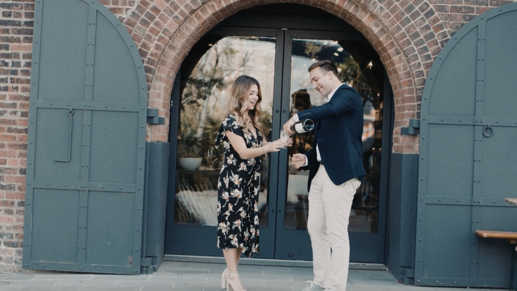 Chloe and Scott's Proposal Story Is The Best, Most Relatable Thing You'll Read All Week