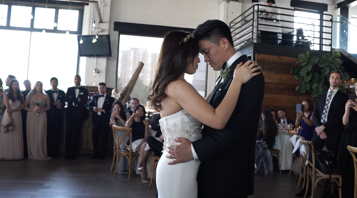 Mary + Steven | Jersey City, New Jersey