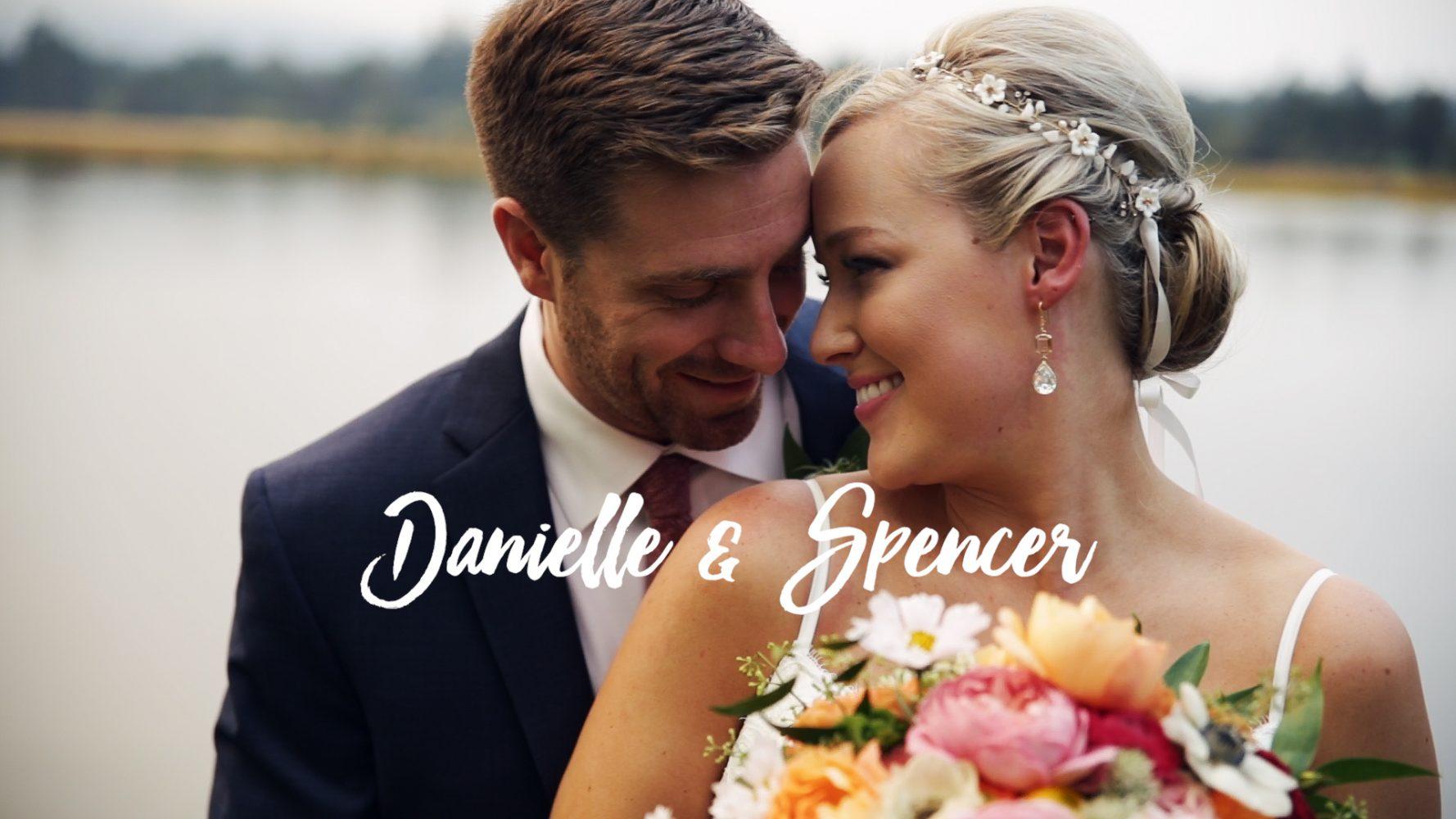 Danielle + Spencer | Sisters, Oregon | Black Butte Ranch