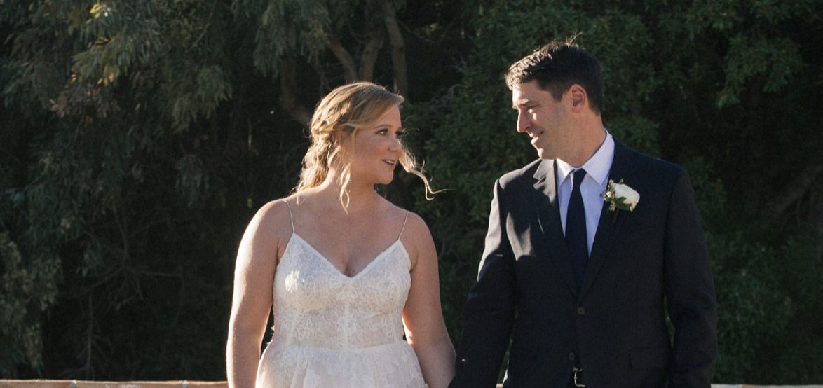 Amy Schumer's Wedding Video: Stars, They're Just Like Us ;)