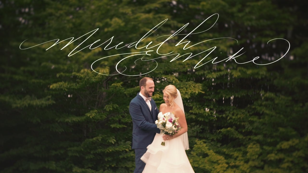 Meredith + Mike |  Waterville Valley, Massachusetts | Waterville Valley Resort