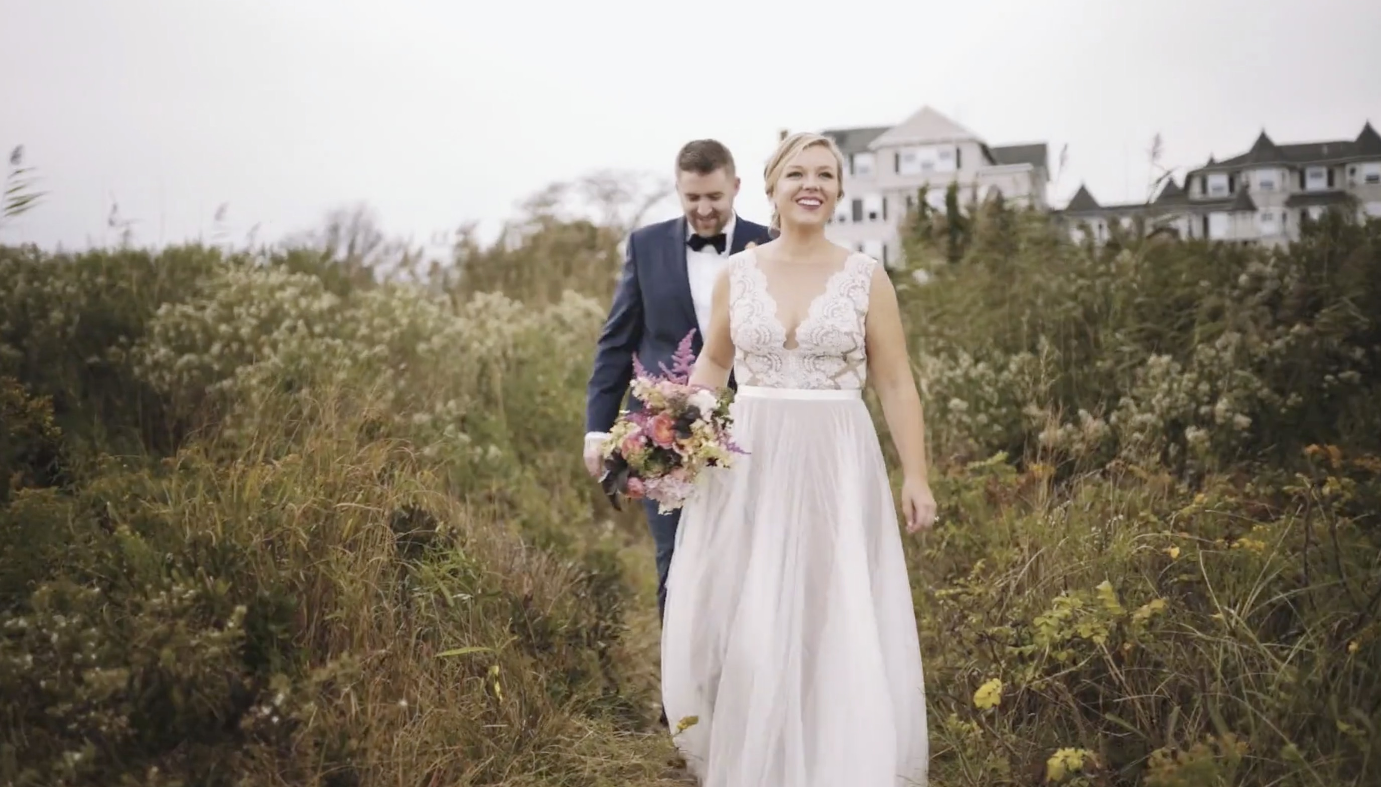 Hillary + Matt |  Martha's Vineyard, Massachusetts | Atria