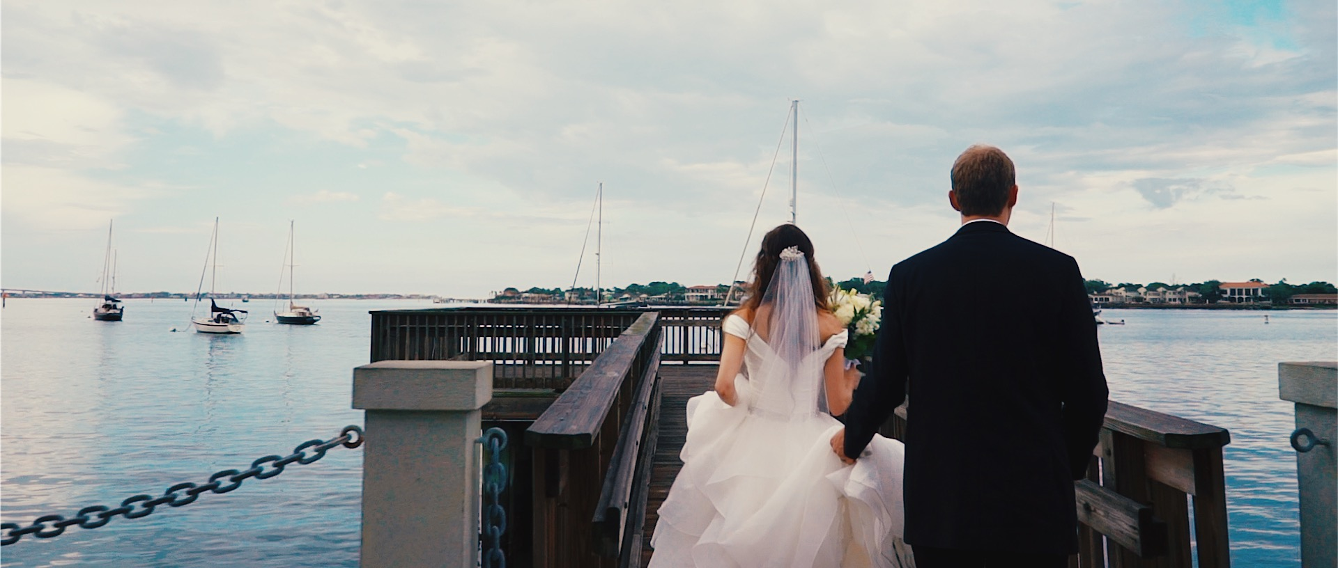 Anabel + Chris | St. Augustine , Florida