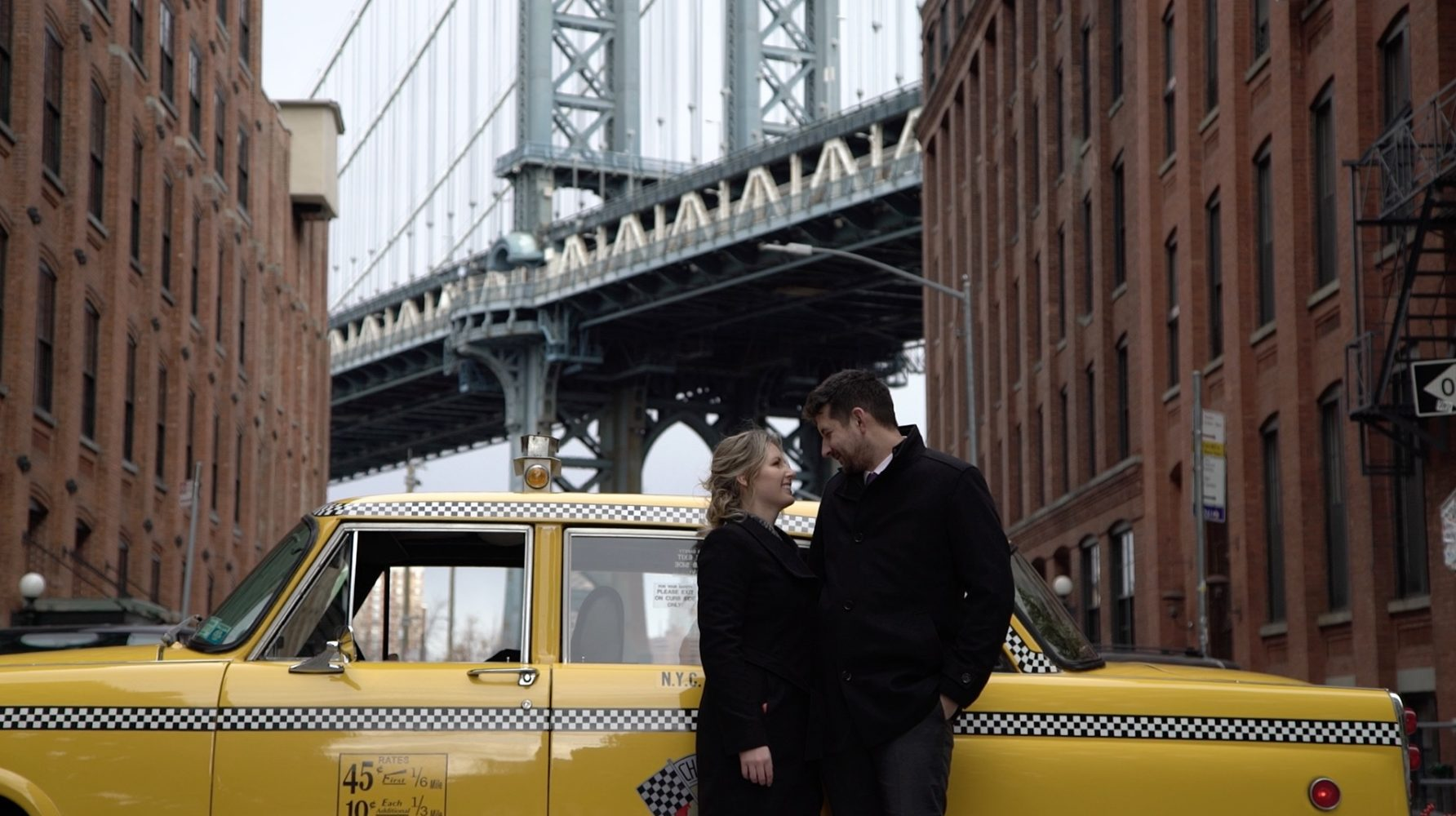 Tatum + Sean | New York City, New York | All over NYC