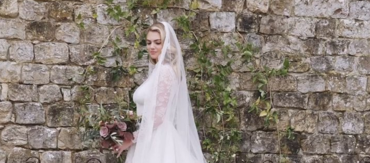 Kate Upton and Justin Verlander's Wedding Video is WOWZA