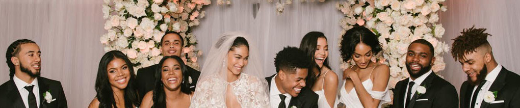 Chanel Iman and Sterling Shepard's Wedding Video Is Making Us LaughCry So Hard