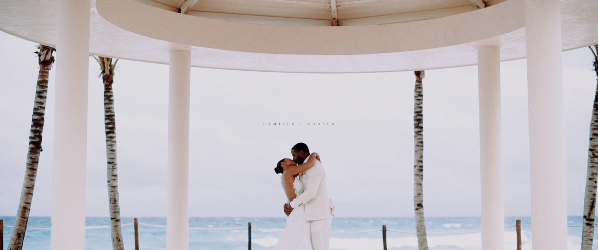 Camille + Adrian | Cancun, Mexico