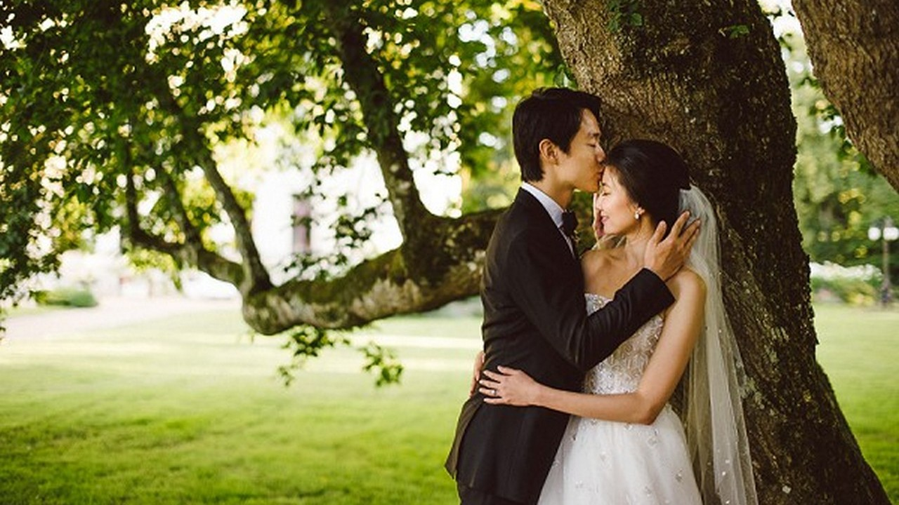 Jasmine + Taylor | Paris, France | Chateau de Challain