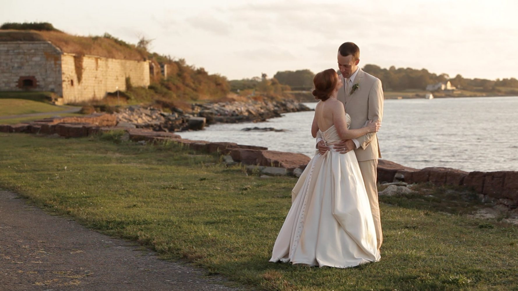 Grace + Collin | Newport, Rhode Island