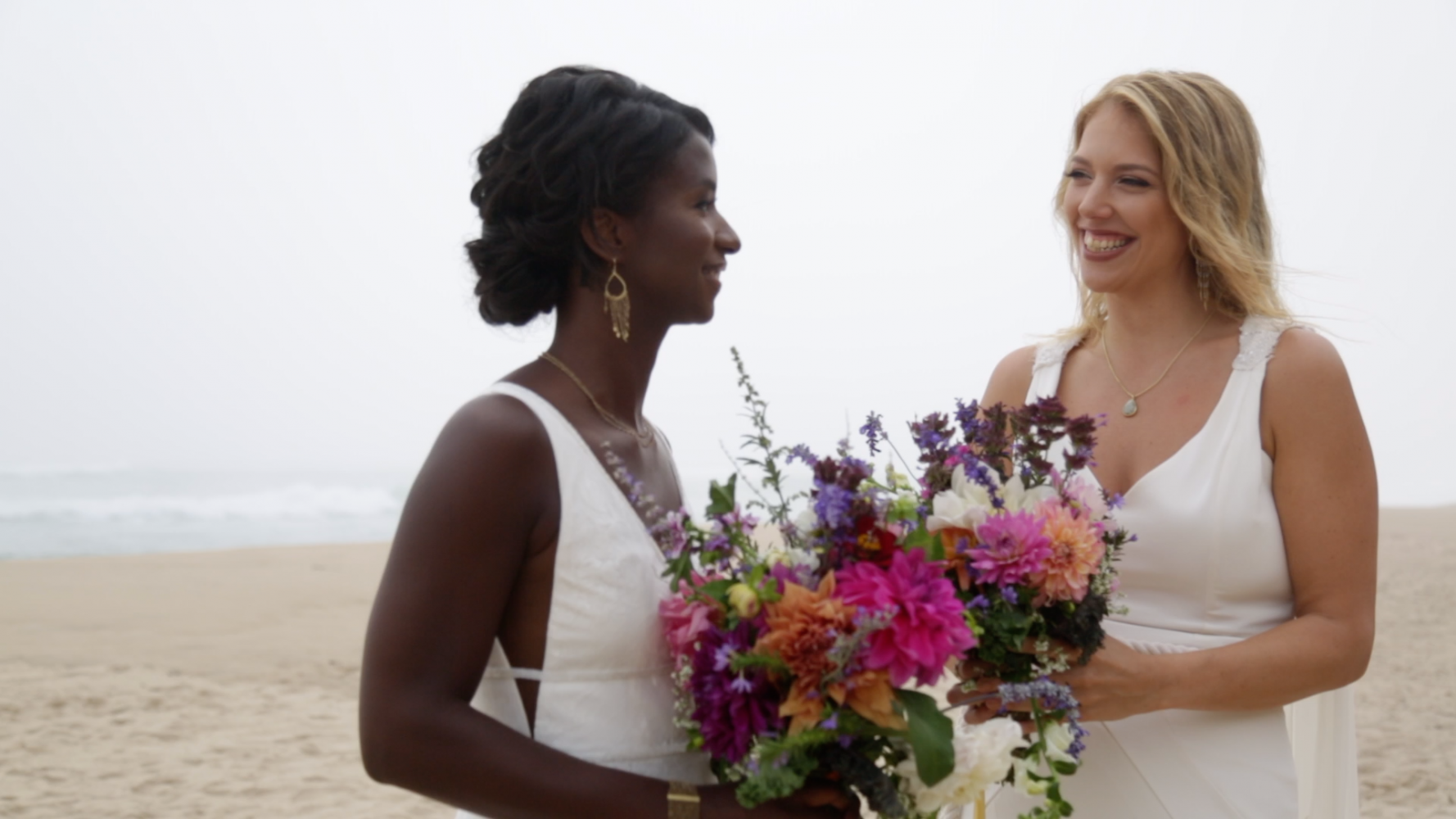 Intimate Same-Sex Montauk Wedding
