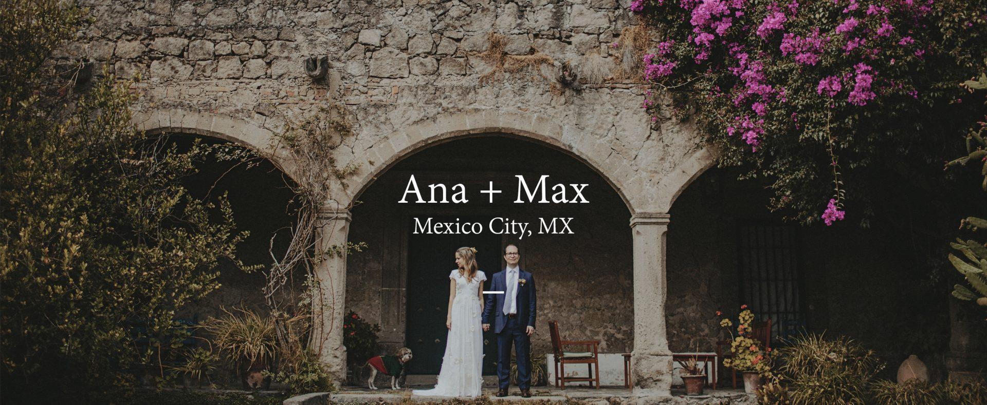 Ana + Max | Mexico City, Mexico | Rancho San Juan