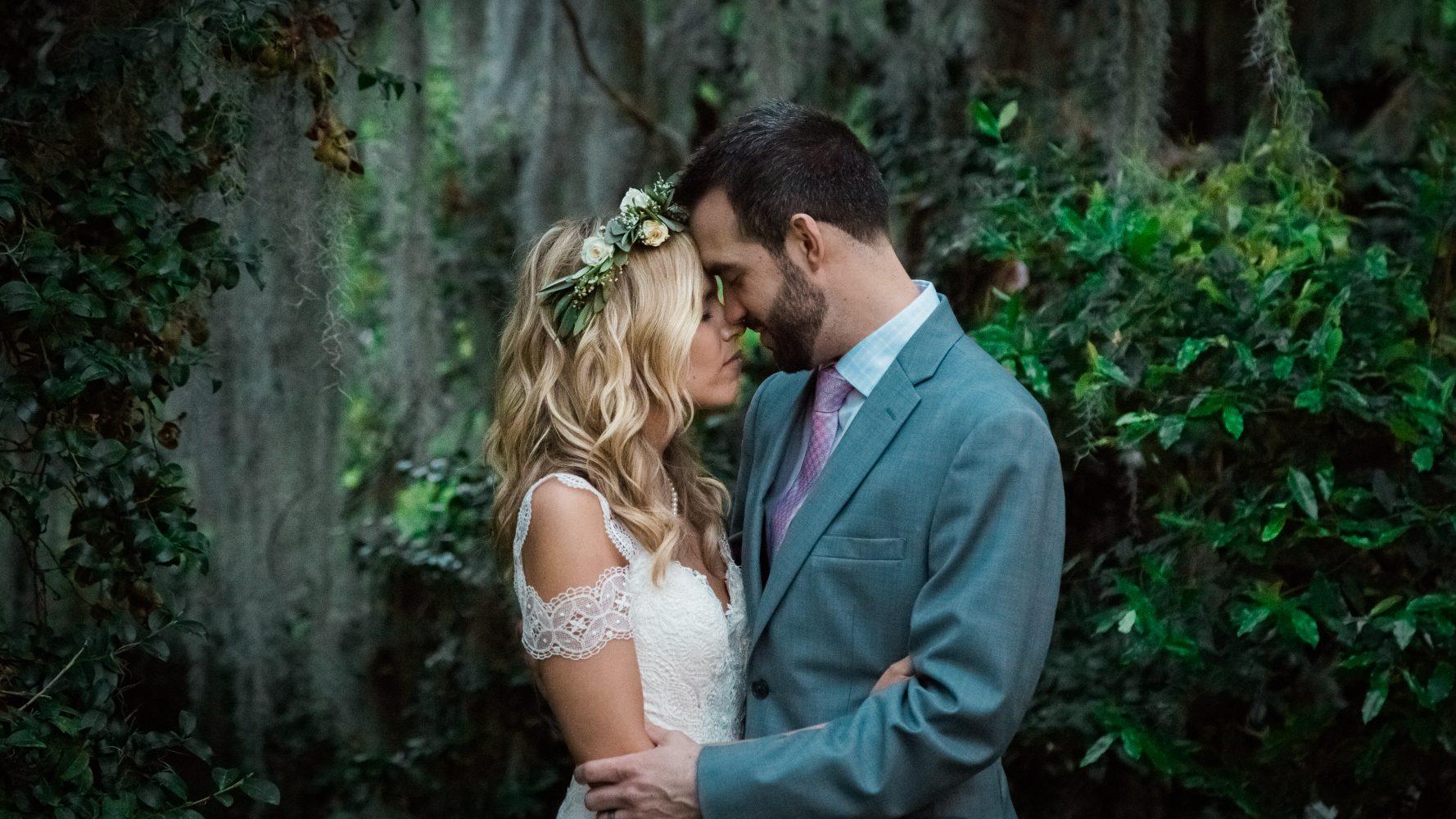 Lindy + Mike | Charleston, South Carolina | The Legare Waring House