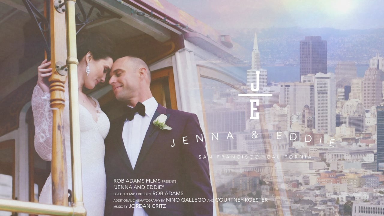 Jenna + Eddie | San Francisco, California