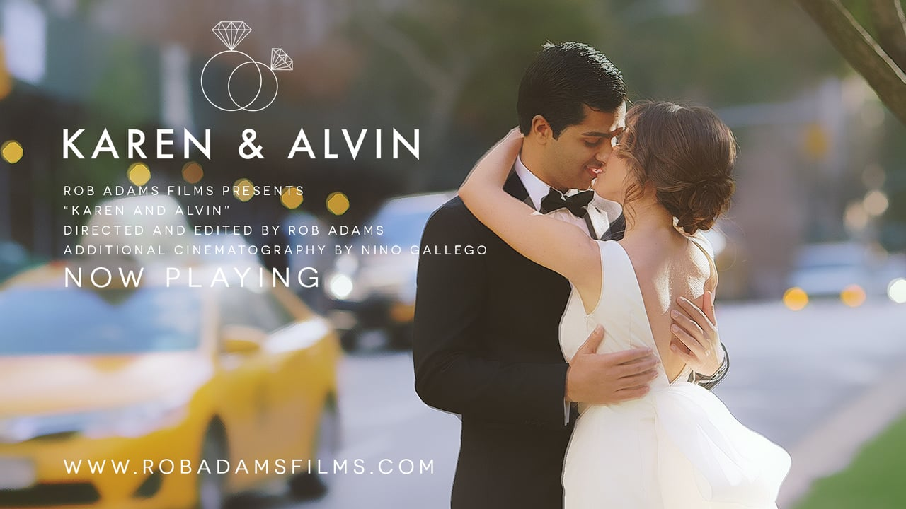 Karen + Alvin | New York City , New York | Harold Pratt House