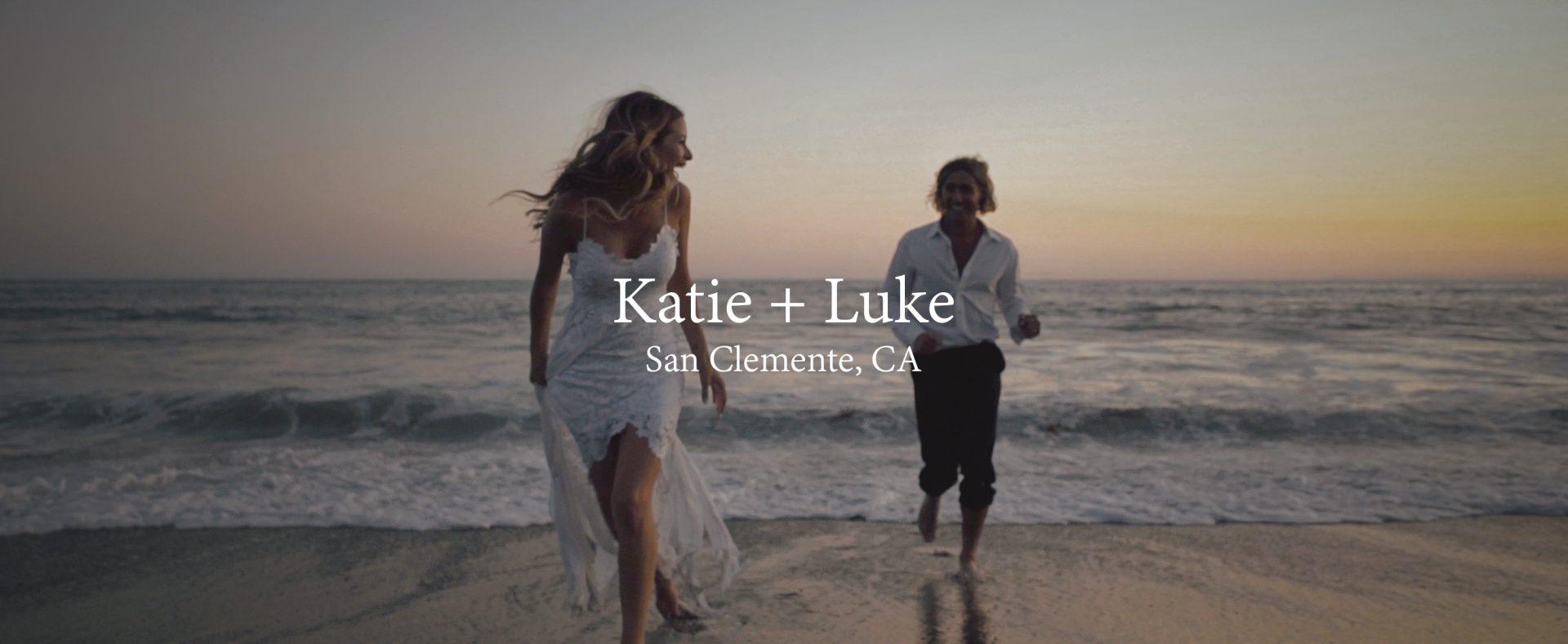 Katie + Luke | San Clemente, California