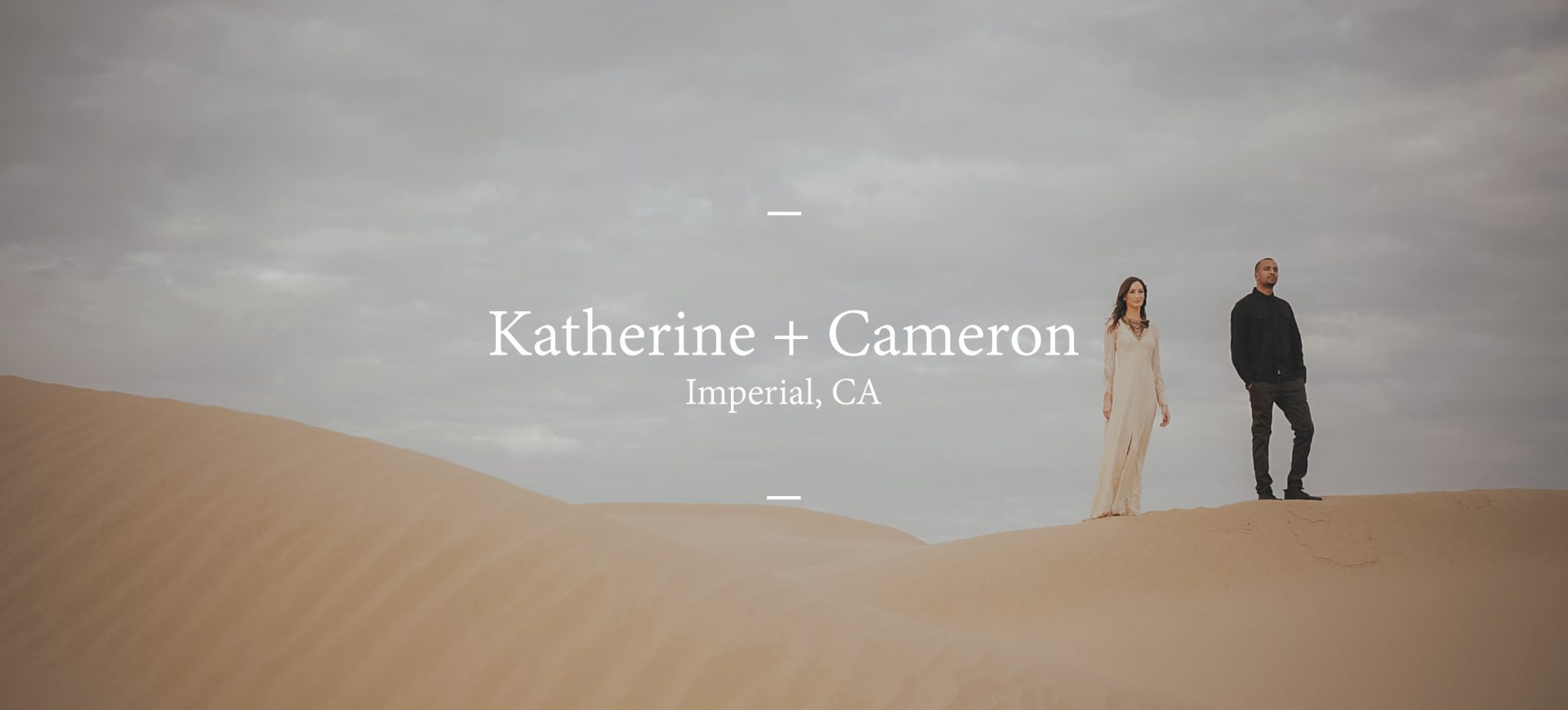Katherine + Cameron | Imperial, California | Imperial Dunes