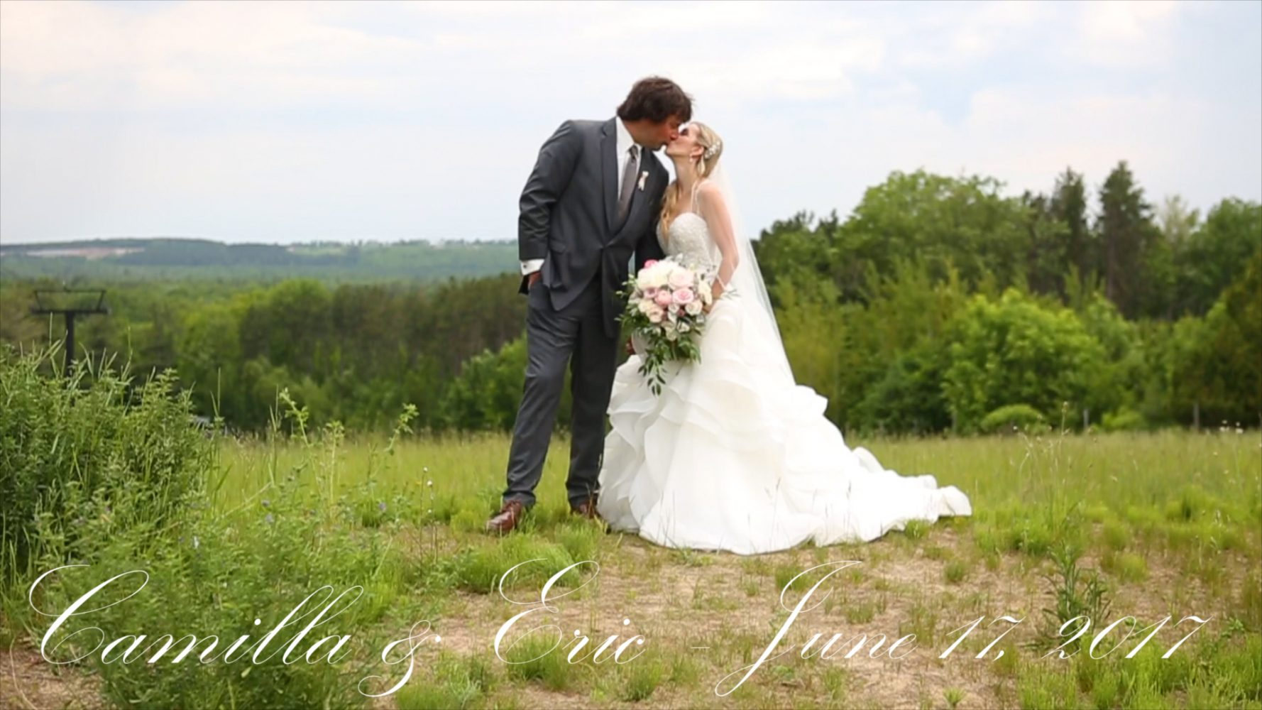 Camilla  + Eric | Barrie, Canada | The Heights Ski Resort & Venue