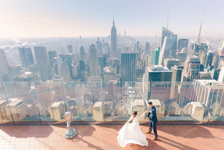 Roger + Shannon | New York City, New York | Bethesda Terrace
