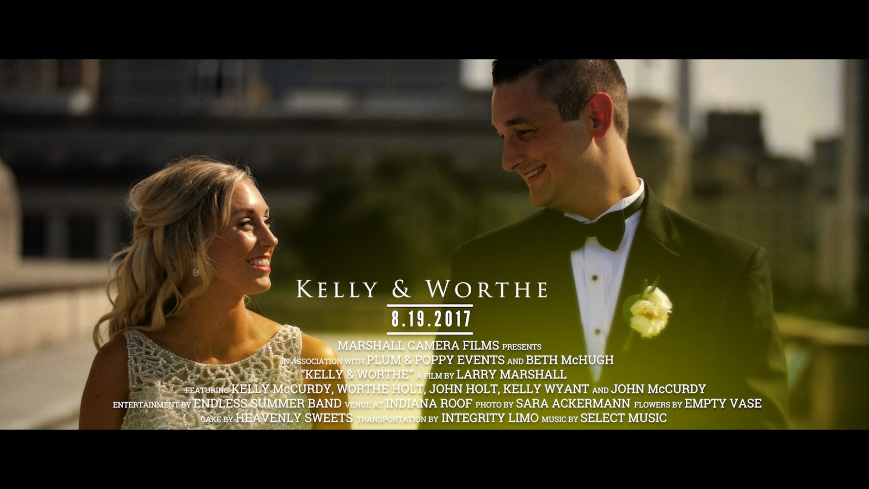 Kelly + Worthe | Indianapolis, Indiana | Indiana Roof Ballroom