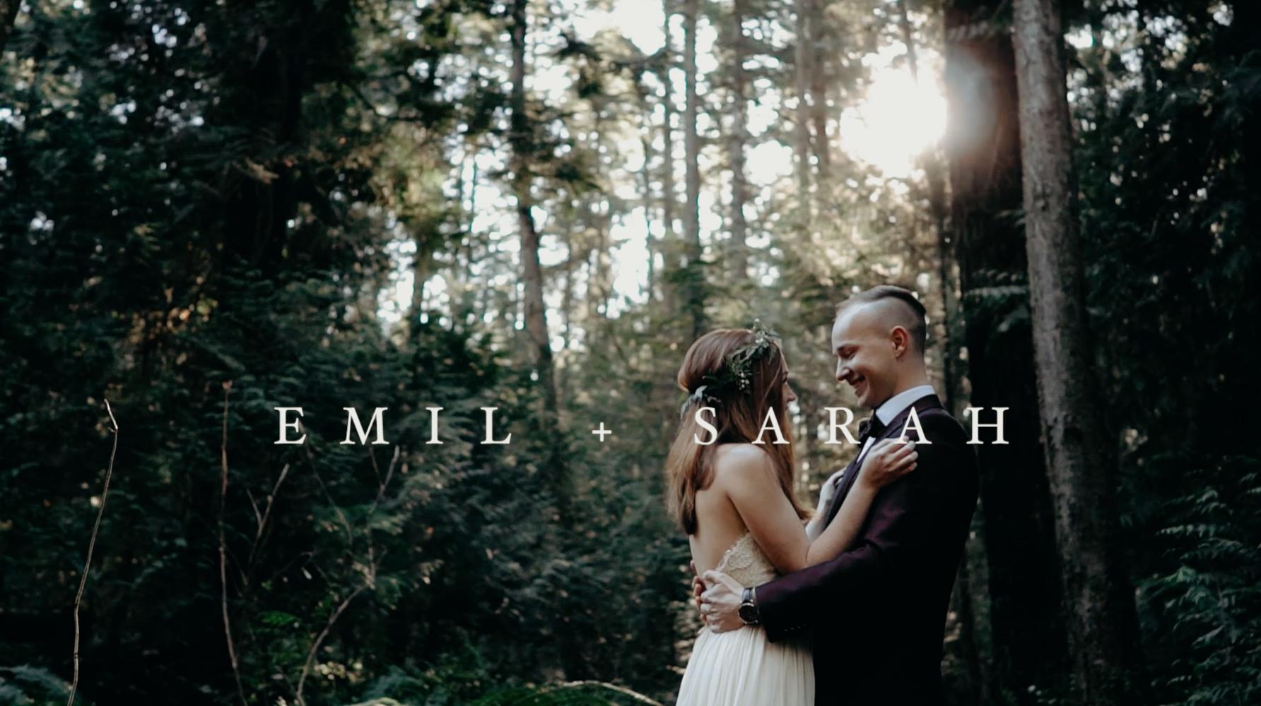 Sarah + Emil | Vancouver, Canada | UBC Boathouse