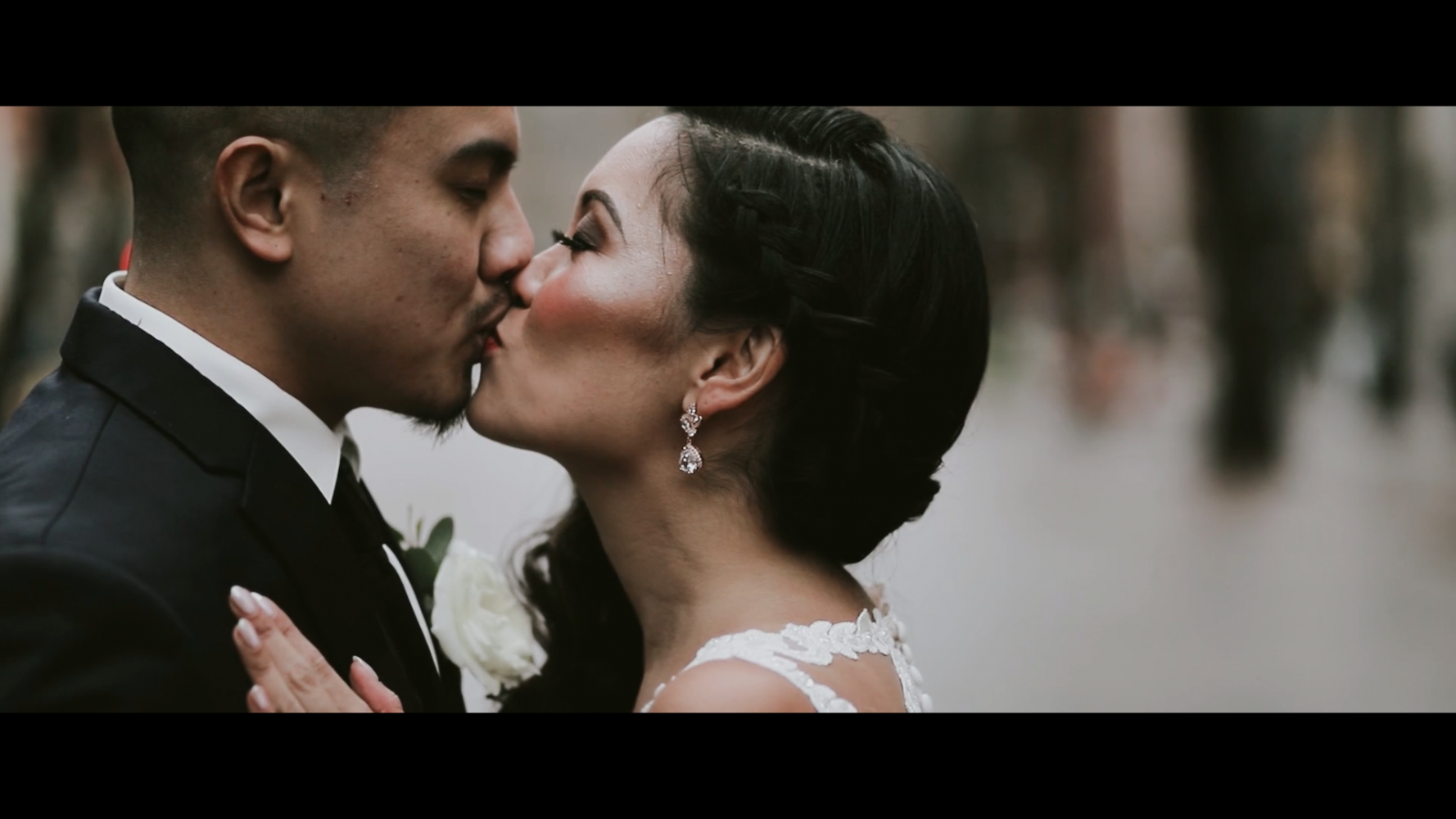 Jazeleene + Christian | Seattle, Washington | Axis at Pioneer Square