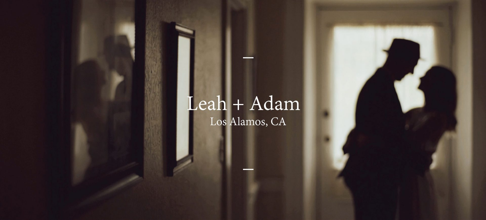 Leah + Adam | Los Alamos, California