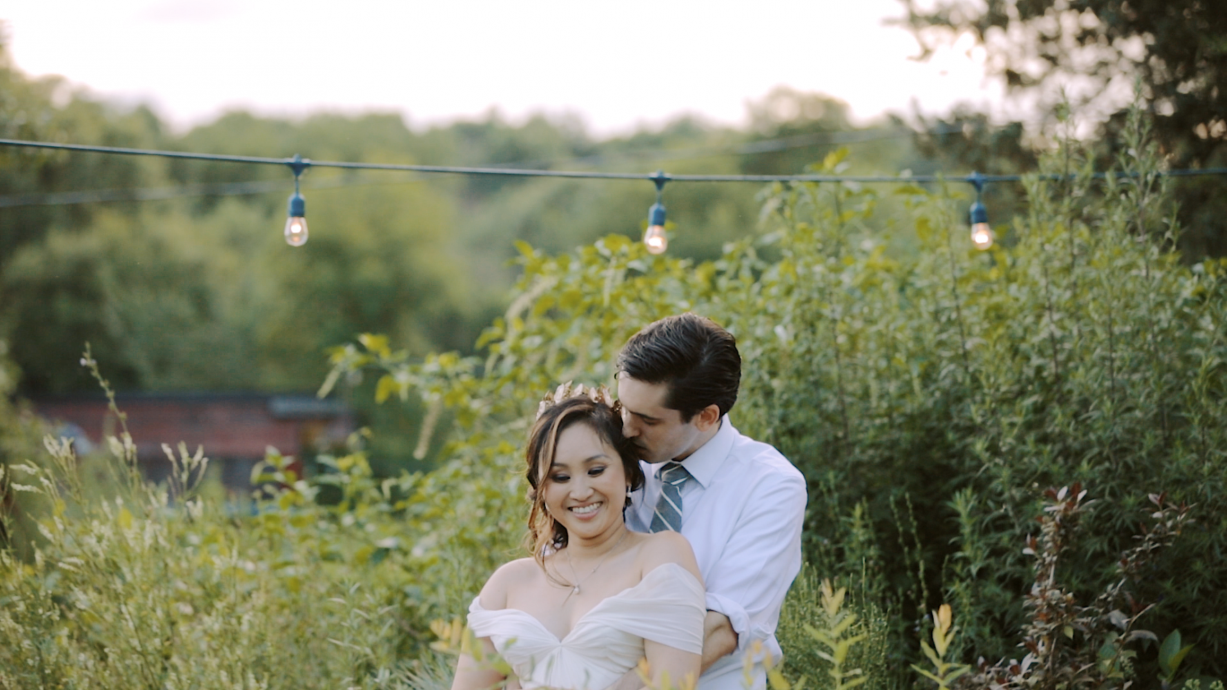 Matt + Elie | Blooming Grove, New York | Blooming Hill Farm