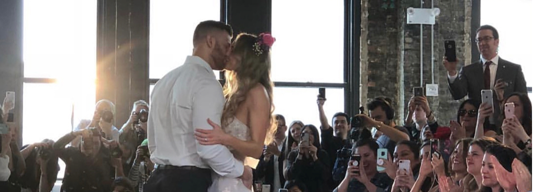 Model Gets Surprise Proposal While Walking In Fashion Show
