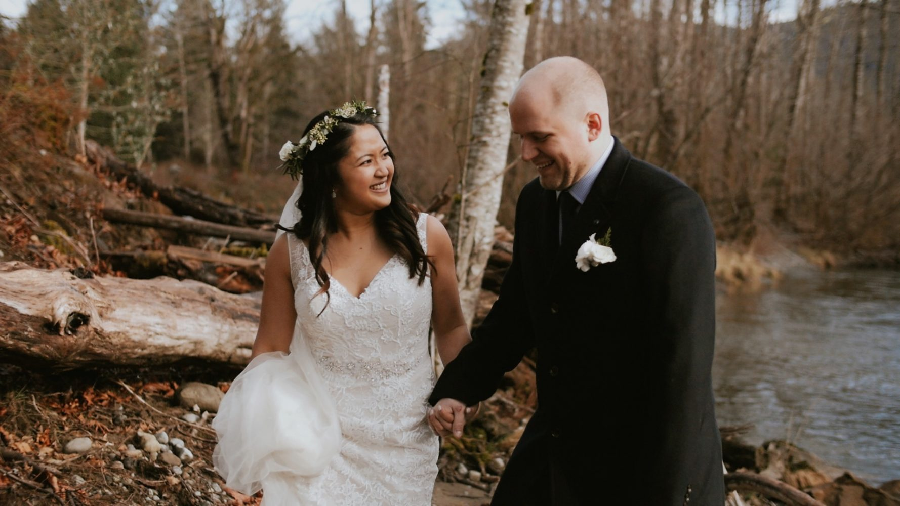 Raelene + John | Snoqualmie, Washington