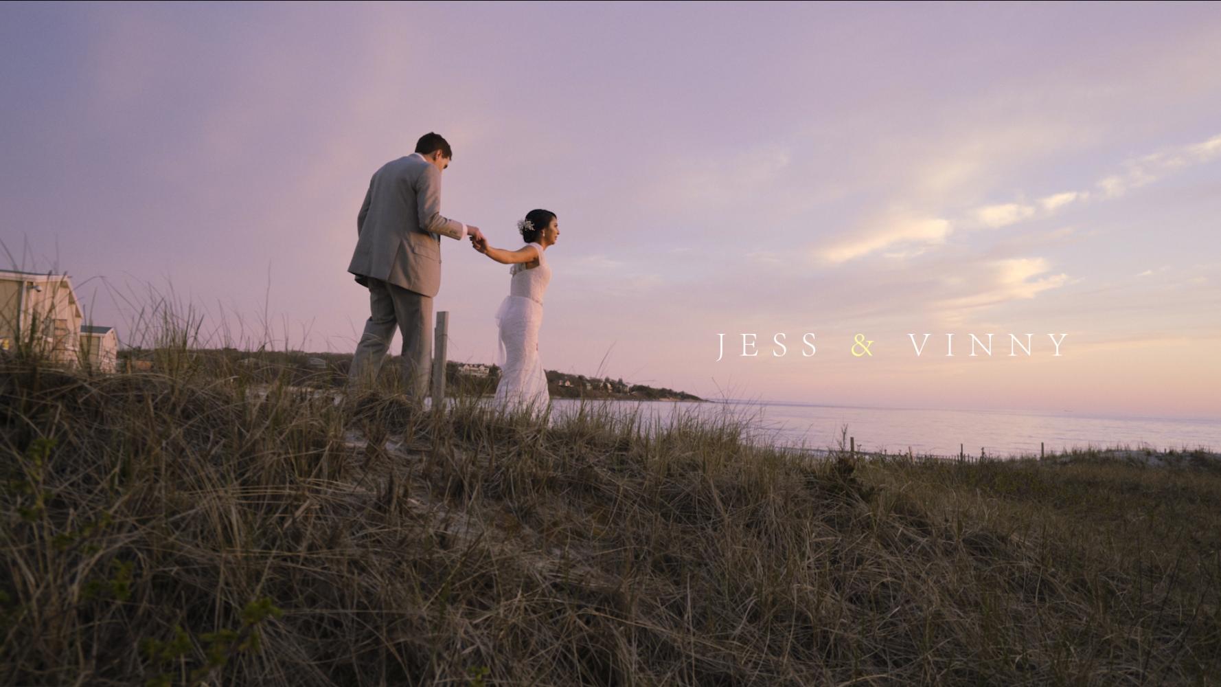 Jessica Da Silva + Vinny Da Silva | Falmouth, Massachusetts | Sea Crest Beach Hotel