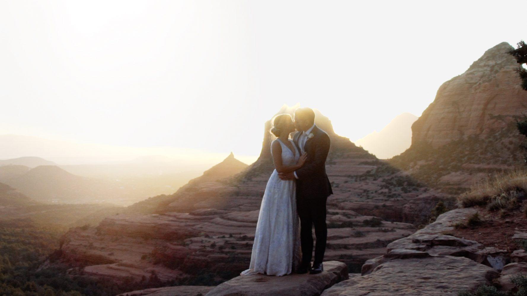 Jenny  + Eric   Sedona, Arizona