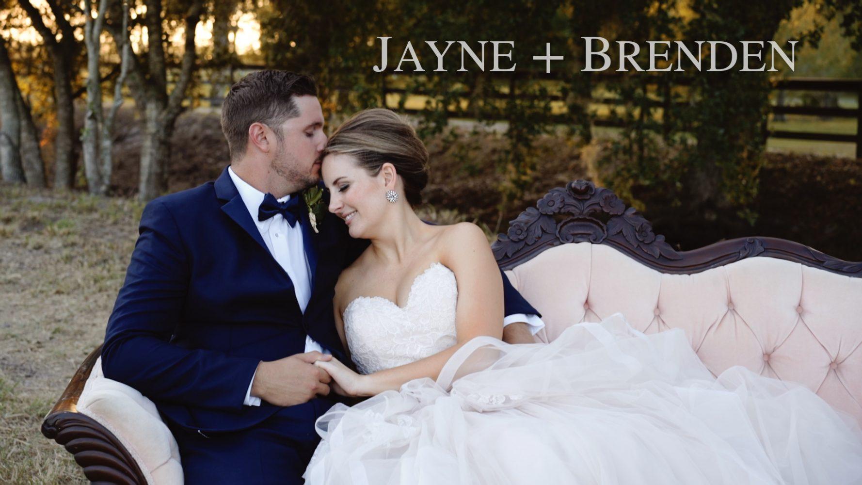 Jayne + Brenden | Okeechobee, Florida | J-5 Ranch