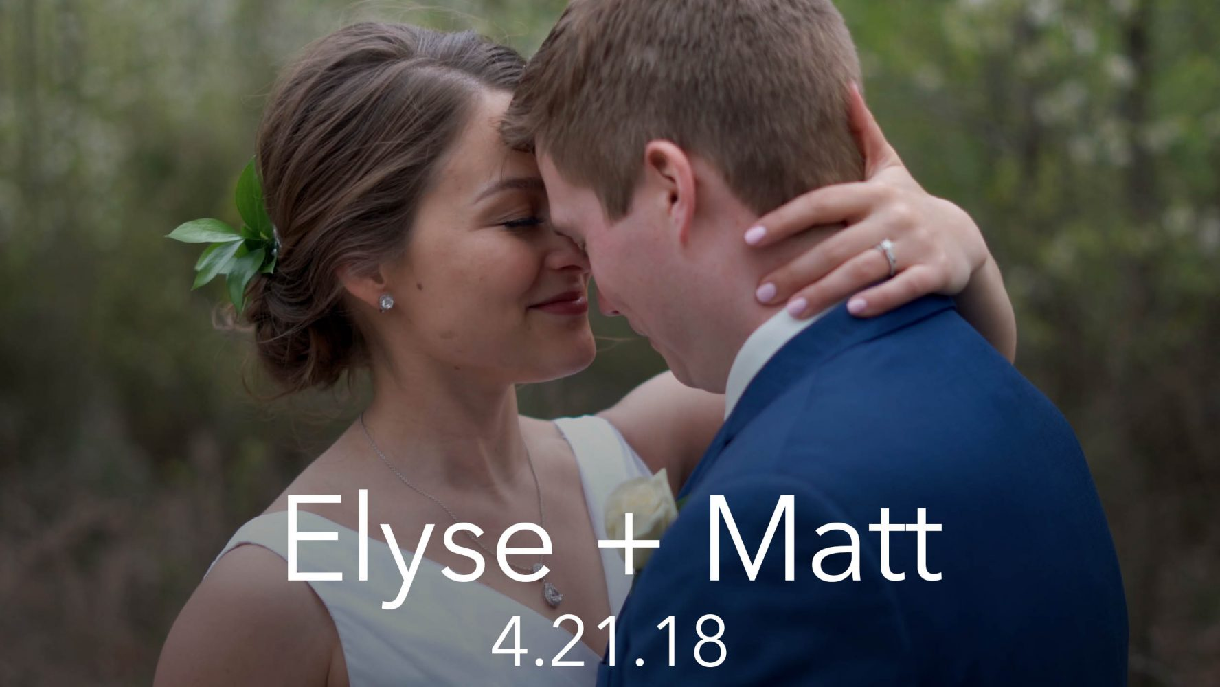 Elyse + Matt | St. Louis, Missouri | Old Monroe Knights of Columbus Hall