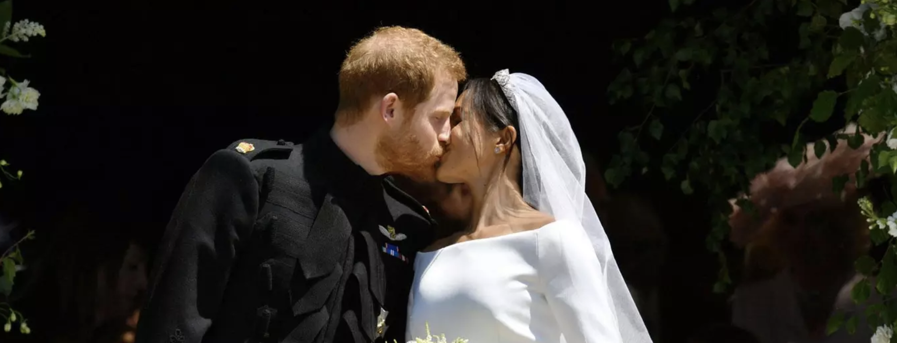 Everything That Went Down at Prince Harry and Meghan Markle's Historic Wedding