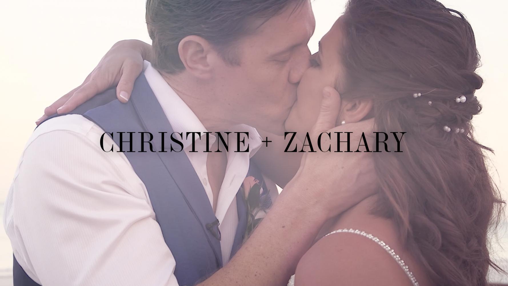 Christine + Zachary | Sarasota, Florida | Sun Garden Cafe