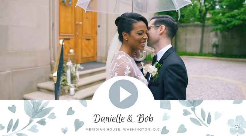 Danielle + Bob | Washington, District of Columbia | Meridian House