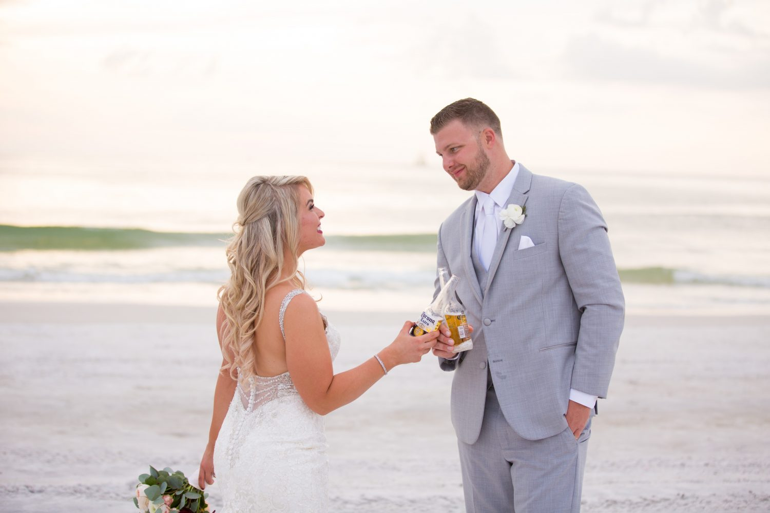 Kim + Travis | Clearwater Beach, Florida | Hyatt Regency Clearwater Beach