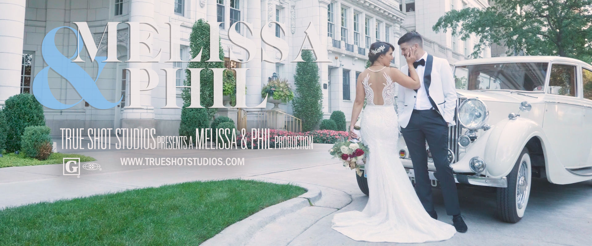Melissa + Phil | Chicago, Illinois | Drake Hotel