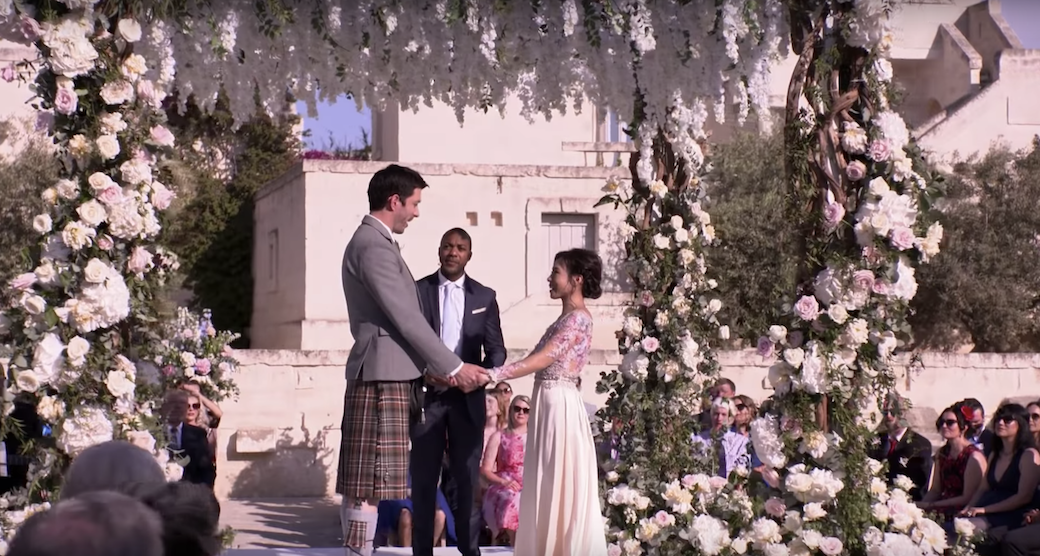 Property Brothers' Drew Scott and Linda Phan's Wedding Video