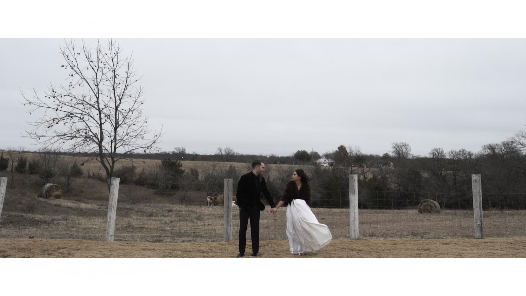 Edna + Ben | Van Alstyne, Texas | Rustic Grace Estate