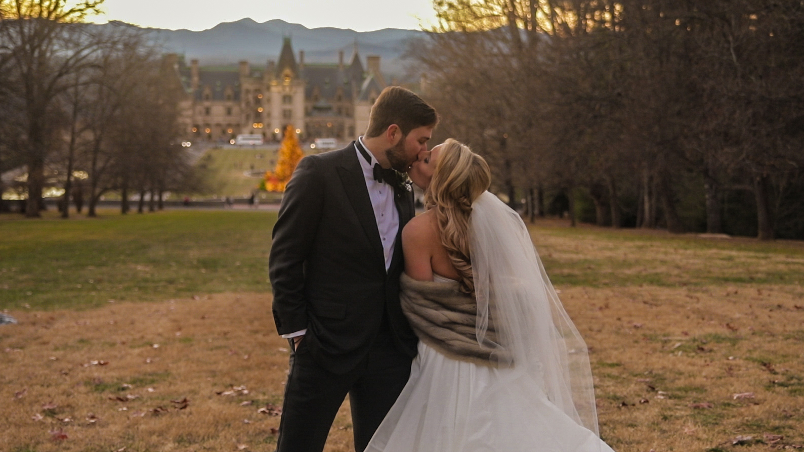 Meredith + Blake | Asheville, North Carolina | Biltmore Estate
