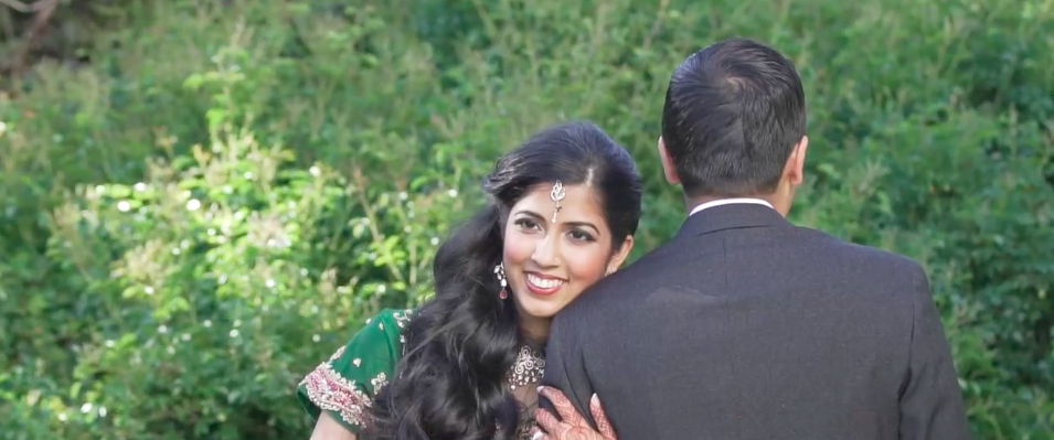 They Met at Tryouts for University of Michigan's Indian Dance Team and Now They're Married