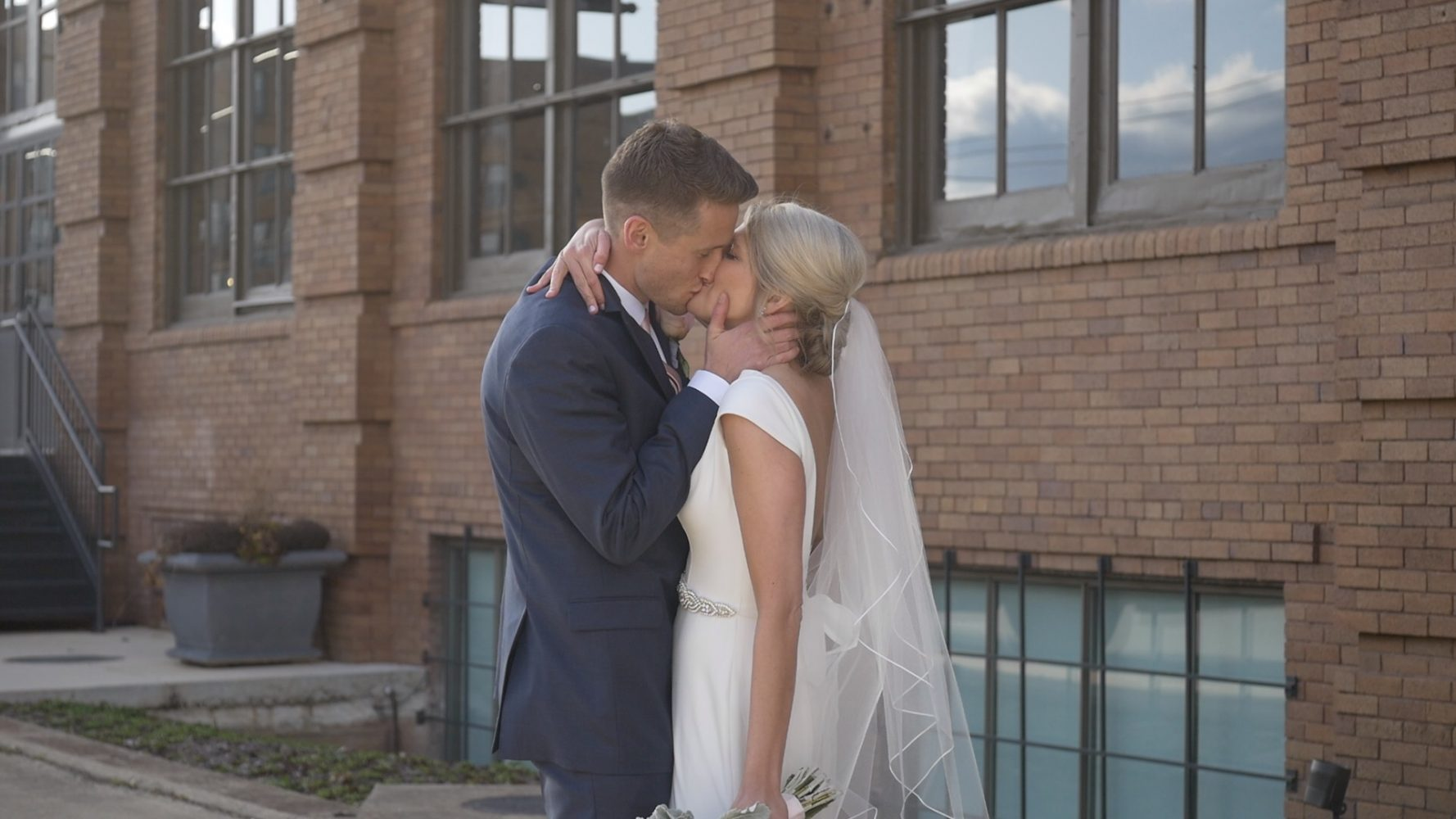 Neil + Elizabeth | Dayton, Ohio | The Steam Plant
